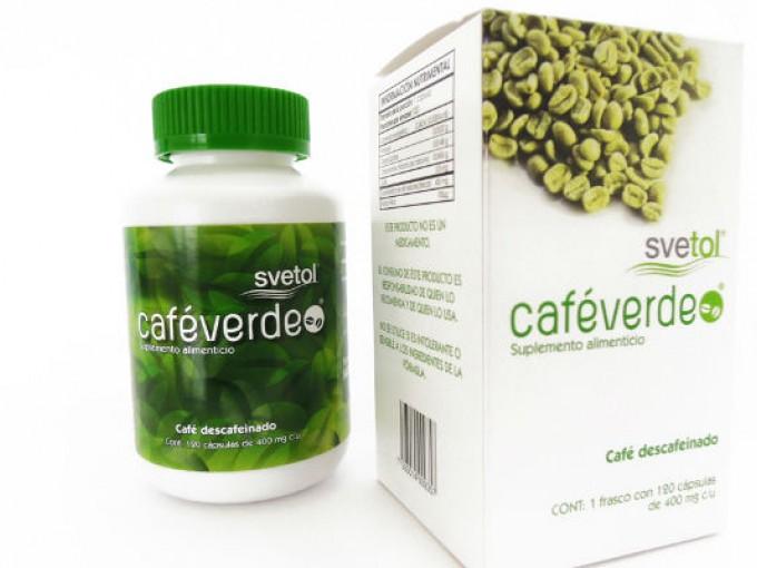 Son efectivos garcinia cambogia y caf verde hacendado para