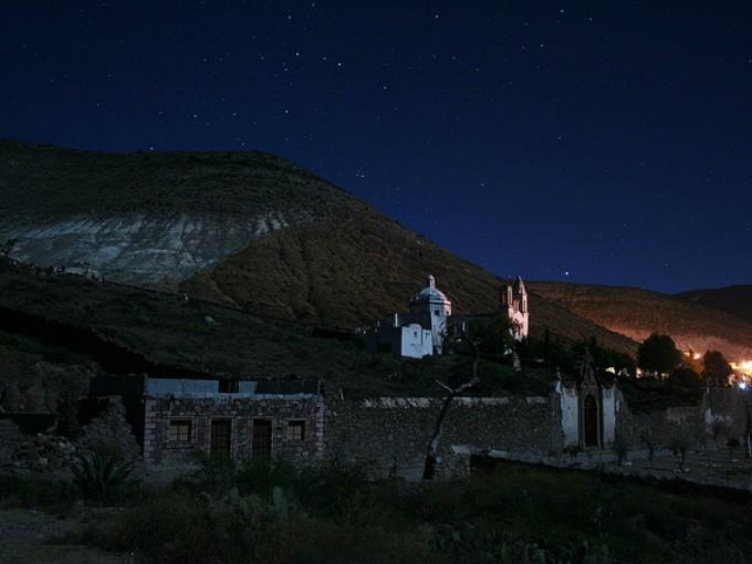 Real de Catorce. Este  lugar es  casi un pueblo fantasma que puedes encontrar en San Luis Potosí, y de seguro te atrapará  ya que es considerado un pueblo mágico. (Foto: María Valdéz)