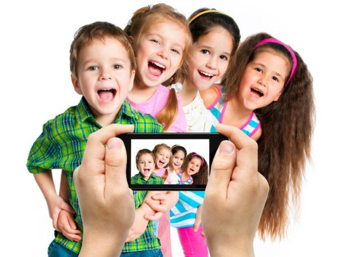 Piensa dos veces antes de subir las fotos de tus hijos