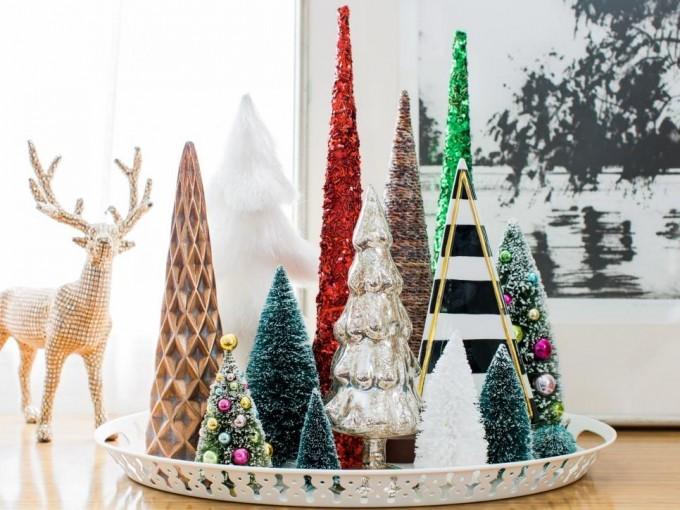 Decoracion de navidad para espacios chicos me lo dijo lola for Decoracion navidena para oficinas