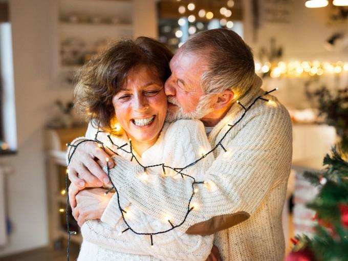 Un abrazo nos proporciona paz mental y espiritual.