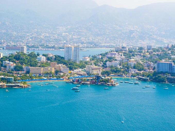 Digan lo que digan, Acapulco es el destino de los chilangos por excelencia. Es la playa más cercana a la capital y la de mayor tradición.  Foto Pixabay