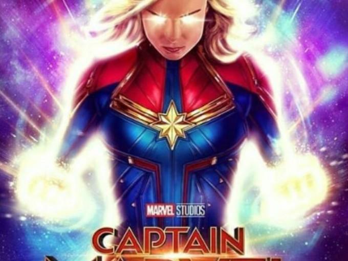 Carol Danvers es el icono feminista del universo Marvel.