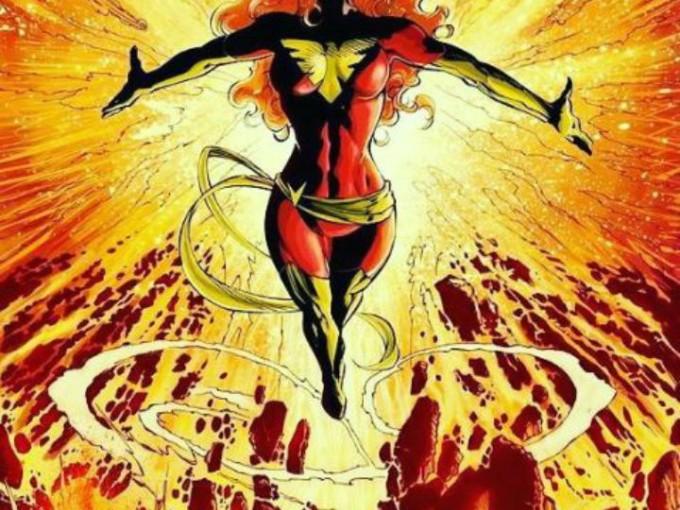 Jean Grey - Fénix, la más poderosa de X-Men