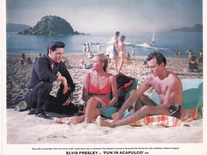 Escenario de películas como Fun in Acapulco con Elvis Presley, La Perla de Emilio Fernández o La Dama de Shangai de Orson Welles, siempre será un destino único.  Foto: Filckr