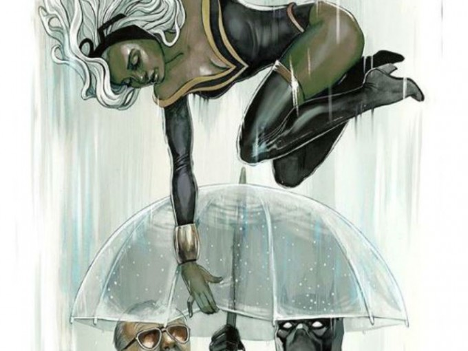 Apareció por primera vez en los cómics siendo adorada como diosa en su África natal, fue también reina de Wakanda junto a Pantera Negra (durante su corto matrimonio).