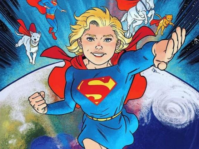 Supergirl tiene los mismos poderes que su primo Superman.