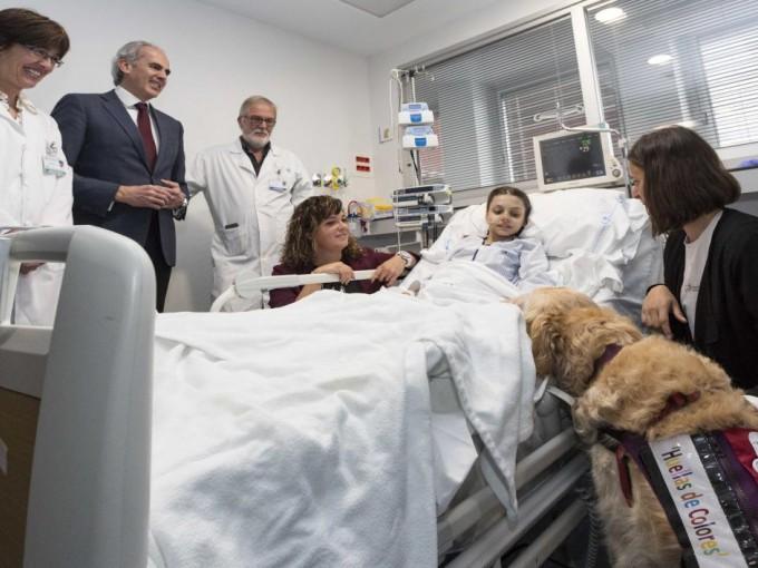 El Hospital Universitario 12 de Octubre de la Comunidad de Madrid lleva a cabo desde Enero el proyecto