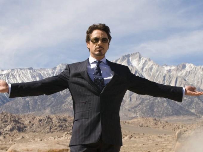 Robert Downey Jr., encarna al superhéroe de Marvel favorito de la audiencia, Tony Stark/Iron-Man.