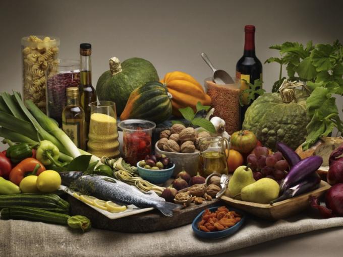Una alimentación adecuada ayuda a no tener problemas de tipo inmune