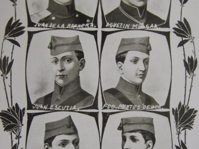 Sí debemos honrar a todos los que participaron en esa batalla. Foto: Antiguas Tarjetas Postales