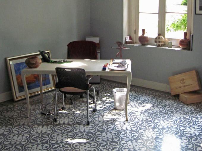 Rayito de sol pisos de mosaico me lo dijo lola for Mosaico para piso