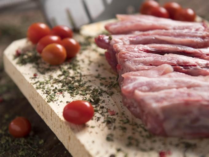Carne 100% orgánica Foto: Alacena de Mónica