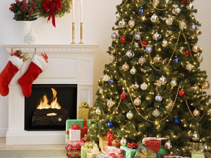 Arbol De Navidad Ya Decorado Me Lo Dijo Lola - Fotos-arboles-de-navidad-decorados
