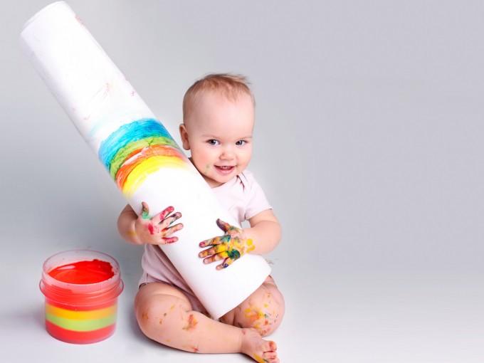 Los bebés arcoíris nos recuerdan—en especial a las mamás— que ningún sufrimiento es permanente.