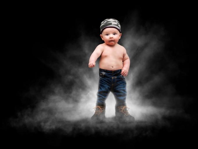 Canciones para bebés rockero