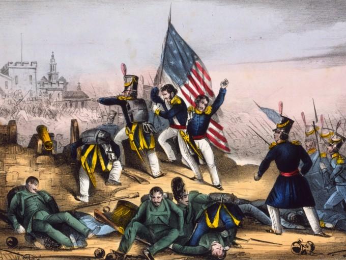 La historia de los Niños Héroes es de las más polémicas Foto: Wikimedia Commons