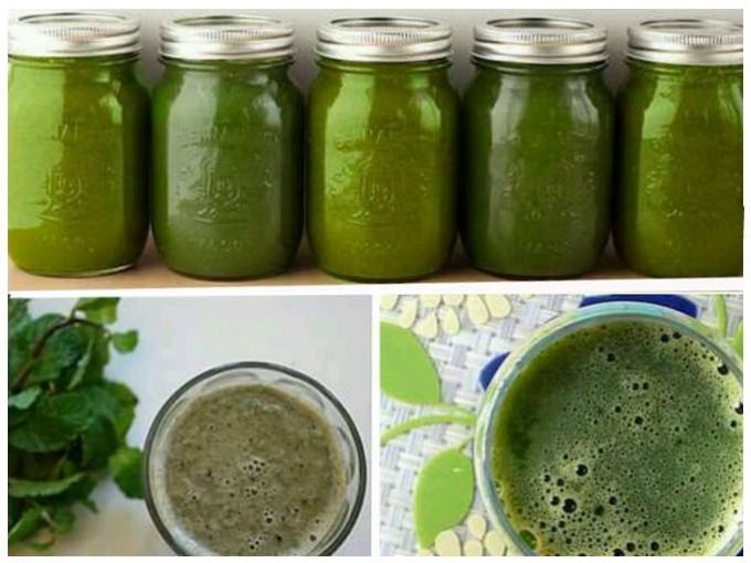 3 bebidas verdes para quemar grasa