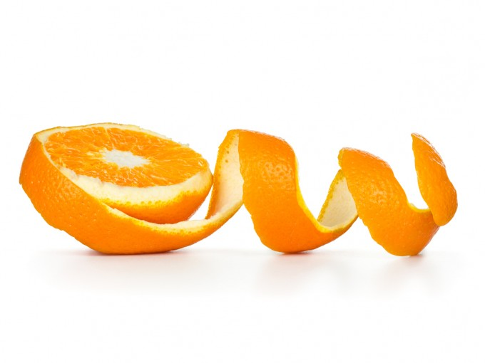 La cáscara de mandarina tiene tantos beneficios como la pulpa Foto:iStock