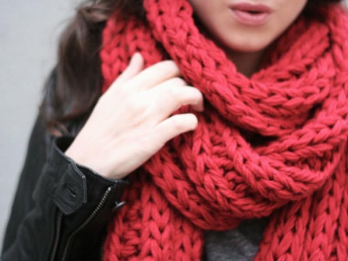 sitio de buena reputación 61e0b 7d011 Cómo hacer tu propia bufanda está regalado|Me lo dijo Lola