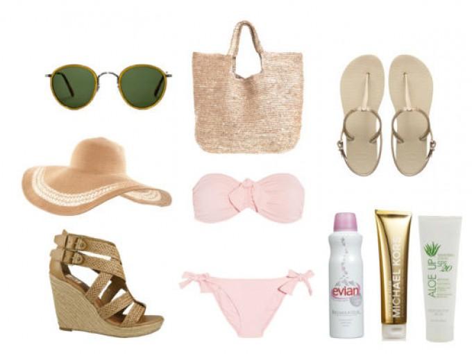 Empacar para la playa