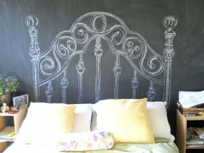 Cabeceras originales me lo dijo lola - Cabeceros de cama originales pintados ...