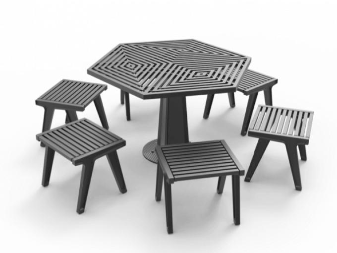 Muebles para exterior alma me lo dijo lola - Mobiliario jardin online ...