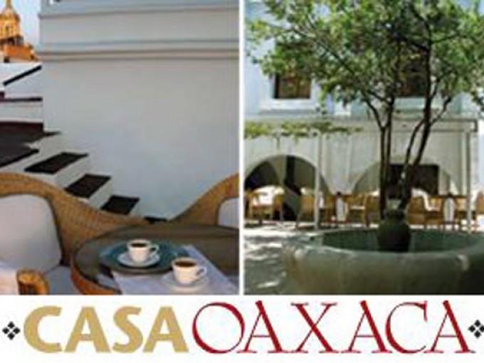 Hoteles boutic Oaxaca