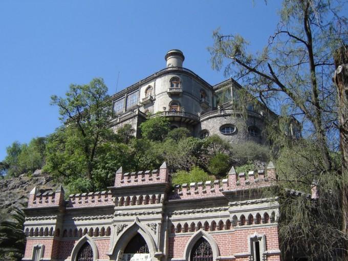 Castillos en México