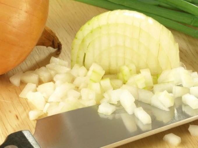 Receta cebolla morada curtida de Mérida