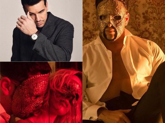 """21 fotos de Mario Casas, el nuevo y más guapo """"Christian Grey"""" Fotos: Instagram"""