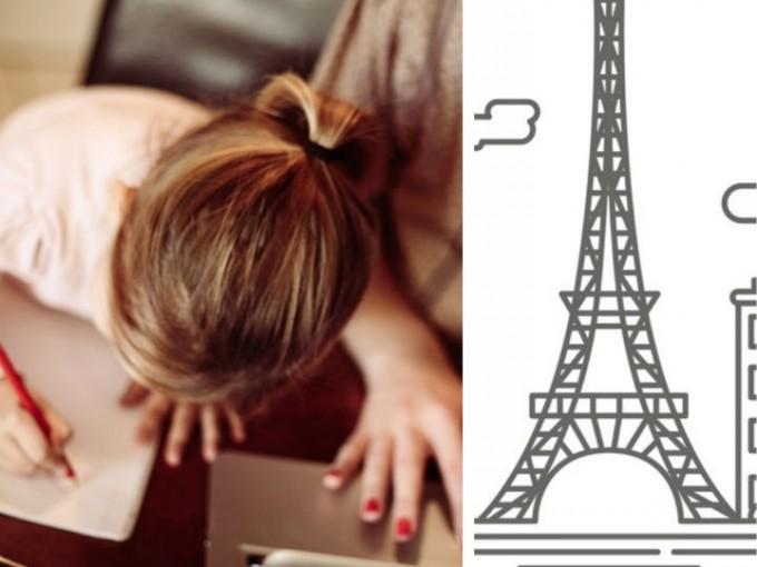Cómo Dibujar La Torre Eiffel De París Niños Y Adultos Me Lo Dijo Lola