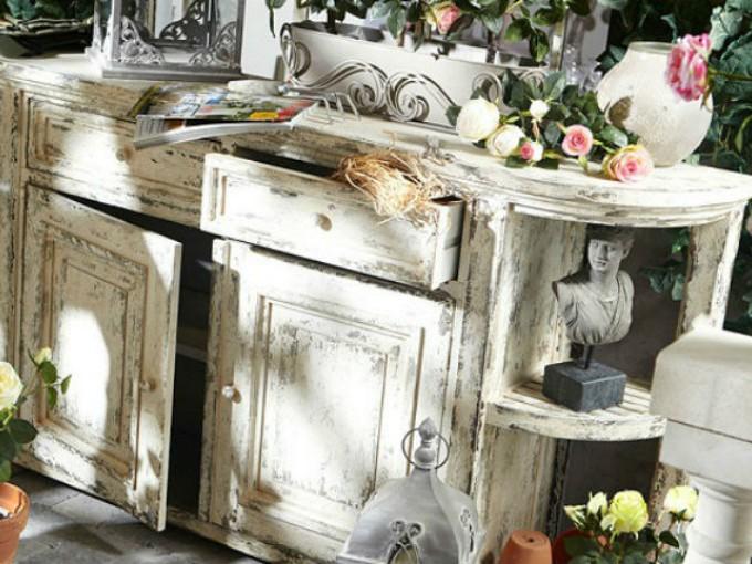 Dale vida a ese mueble viejo que tienes.