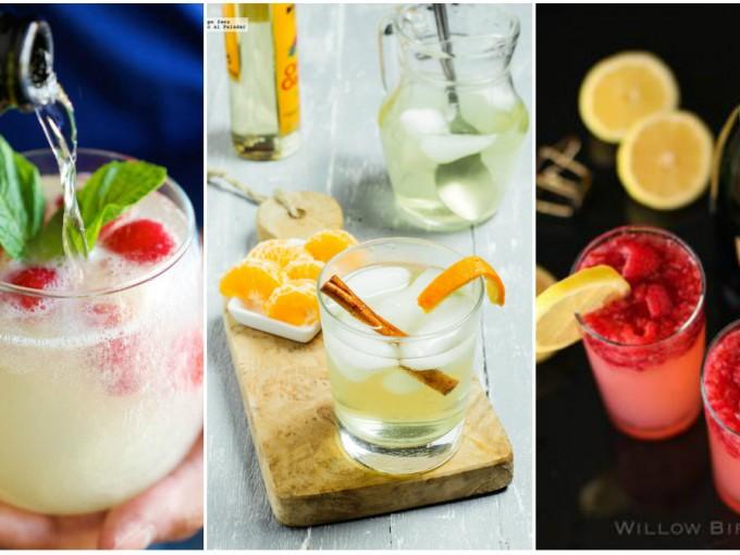Estos drinks son un must para festejar