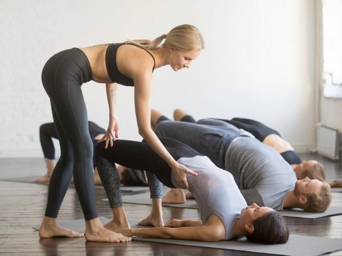 Ejercicios de acuerdo a la forma de tus caderas Fotos: iStock