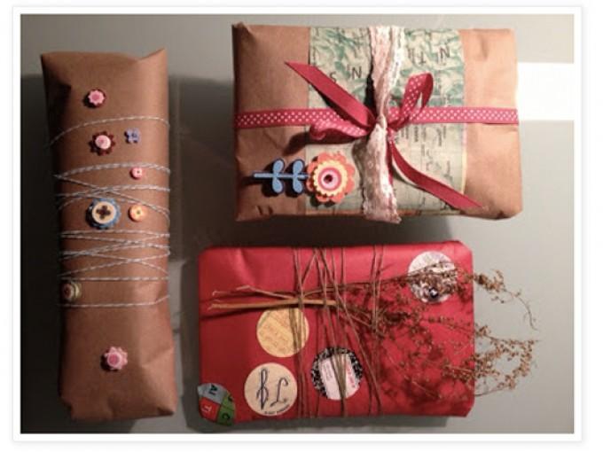 Envolturas para regalos Me lo dijo Lola