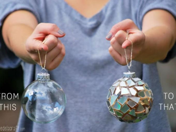 Esferas DIY