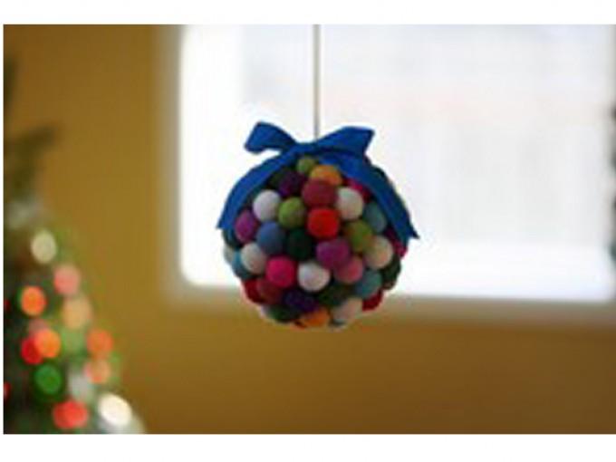 Esferas diy me lo dijo lola - Como hacer bolas para decorar ...