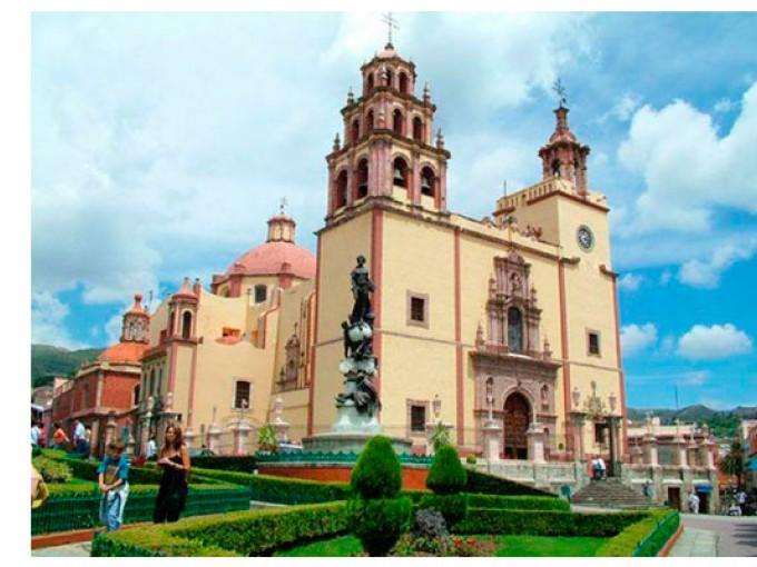 Basílica Guanajuato