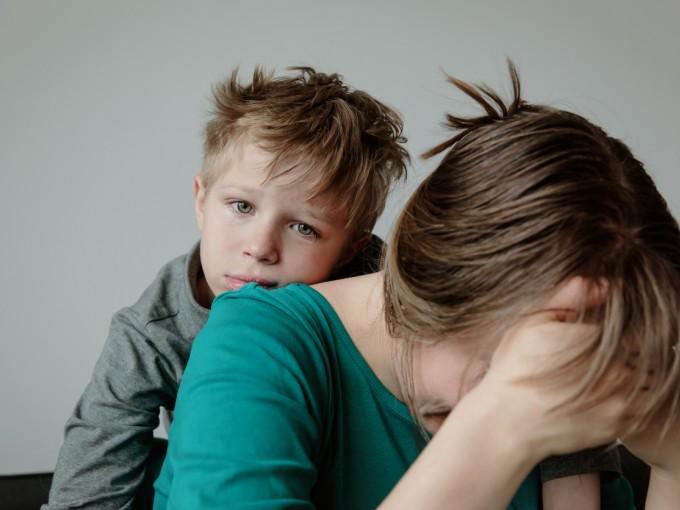 A veces es frustrante ser mamá… y es normal Foto: iStock