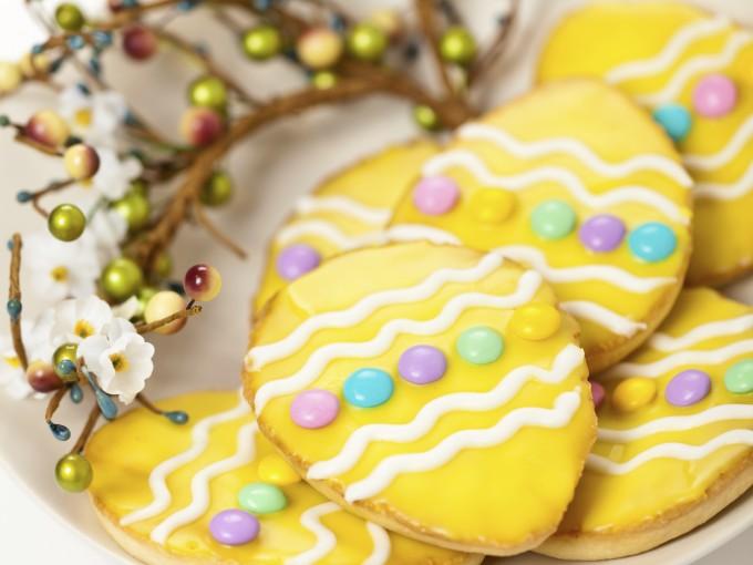 Unas riquísimas galletas para Pascua