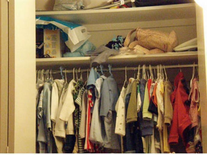 Evitar la humedad en el closet