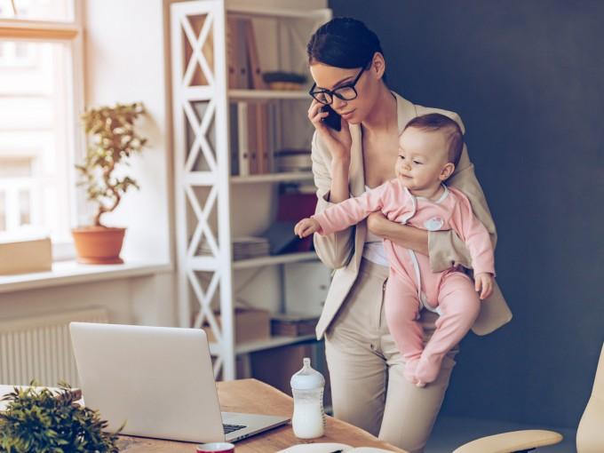 Vivan las madres solteras Foto: iStock