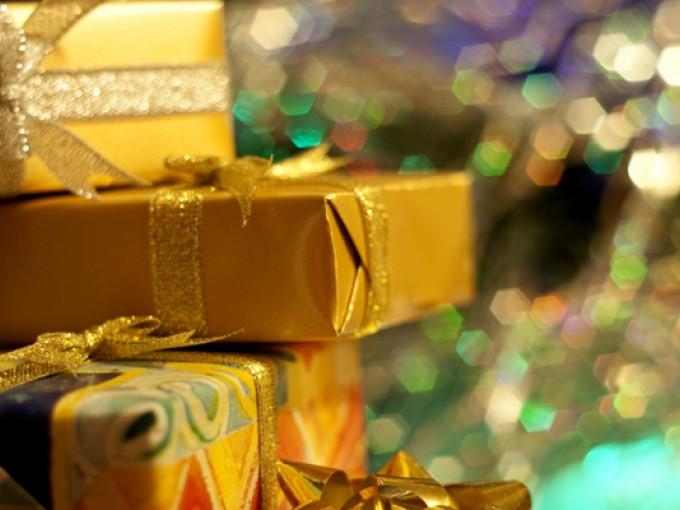 Intercambio de regalo