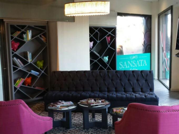 Sansata un sal n de belleza totalmente diferente me lo for Abrir un salon de belleza