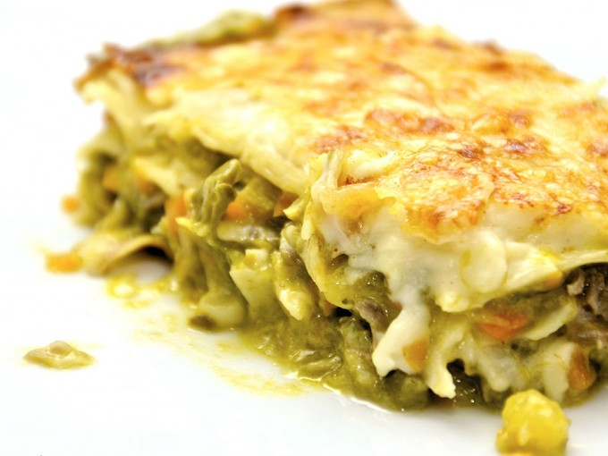 Image Result For Receta Lasagna Vegetariana
