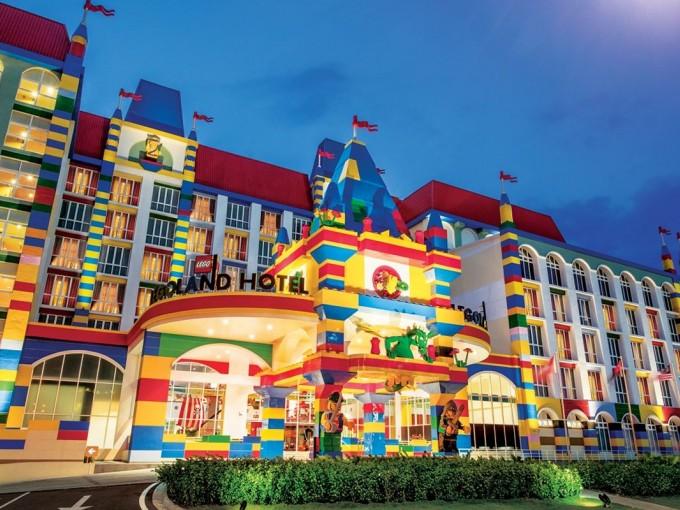 Hotel Lego para familias
