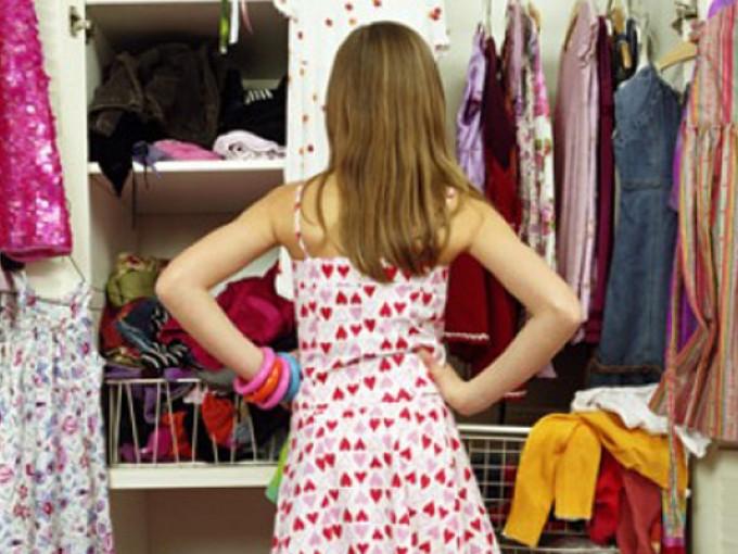 Limpieza de closet