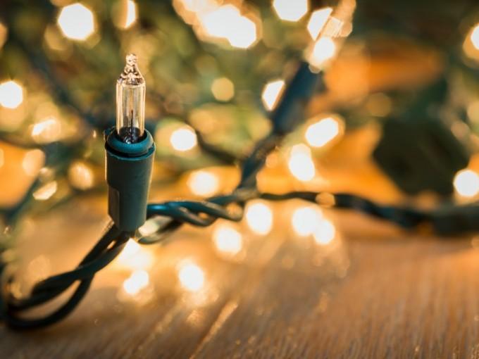 Has estado poniendo mal las luces de Navidad y es por esta razón