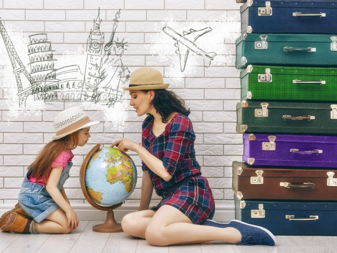 5 tips de viaje para una mamá experta